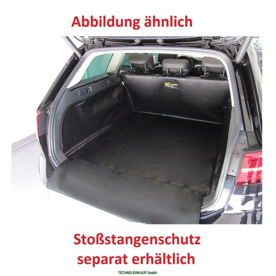 Kofferraumwanne für Peugeot Bipper Hochdachkombi 2008-2015 5Sitze